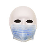 Mask in mask Stock Photos