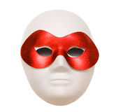 Mask in mask Stock Images