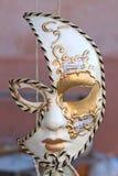 Mask Of Carnival Of Venice Stock Photo