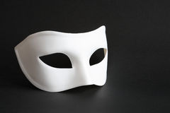 Mask On Black Stock Photos