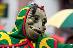 Mask parade in Freiburg, Germany Stock Photos