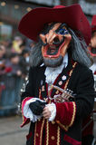 Mask parade in Freiburg, Germany Stock Photography