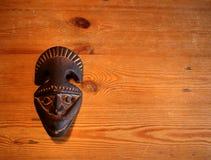 Mask, Peru. A face mask from peru, south america stock photos