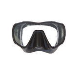 A mask for scuba diving. Stock Photo