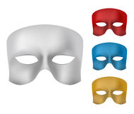 Mask set Stock Images