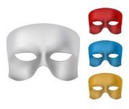 Mask set Stock Images