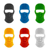 Mask set Stock Photos