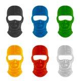 Mask set Stock Photos