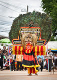 Mask Show Dance Indonesia royalty free stock photos