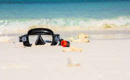 Mask snorkel Royalty Free Stock Photo