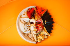 Mask souvenir Stock Photo