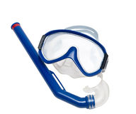Mask and tube Stock Images