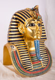 Mask of Tutankhamon Stock Images