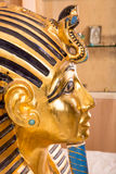 Mask of Tutankhamon Royalty Free Stock Photos