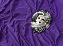 Mask Venetian Royalty Free Stock Photo