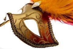 Mask Venetian, Carnival Stock Photos