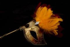 Mask Venetian, Carnival Stock Photo