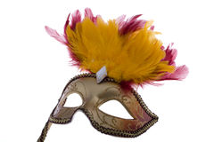 Mask Venetian, Carnival Royalty Free Stock Images