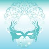 Mask. Venetian mask. Carnival. Vector illustration Royalty Free Stock Image