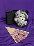 Mask Venetian Stock Images