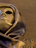Mask from Venice (2475). Close-up of a Venetian mask (Venice Stock Images