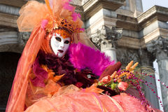 Mask from venice carnival Stock Photo