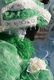 Mask from venice carnival Royalty Free Stock Photos