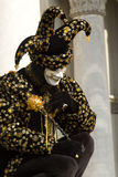 Mask from venice carnival - Royalty Free Stock Photo