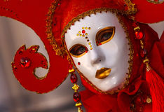 Mask in Venice, Italy Royalty Free Stock Images