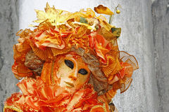 Mask in Venice n.2 royalty free stock image