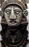 mask2 майяское Стоковые Изображения
