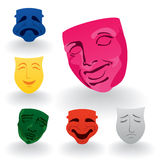 Mask4 Royalty Free Stock Images