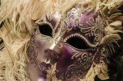 maska carnaval Obrazy Royalty Free