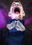 Maska dla Halloween lub karnawału Obrazy Royalty Free