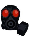 maska gazowa Zdjęcie Stock