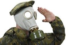 maska gazowa Obrazy Stock