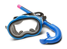 Maska i snorkel Zdjęcia Royalty Free