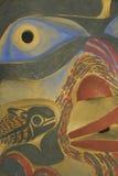 maska kolorowa zdjęcie stock