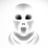maska śmierci Obraz Royalty Free