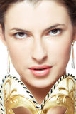 maska piękności zdjęcie royalty free