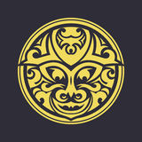 maska plemienny Obraz Royalty Free