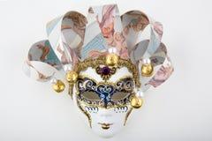 maska venetian karnawału Zdjęcie Stock