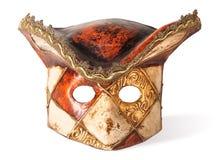 maska venetian pojedynczy Obraz Royalty Free