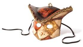 maska venetian pojedynczy zdjęcia royalty free