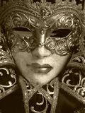 maska Wenecji fotografia royalty free