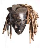 maska z afryki Zdjęcie Royalty Free