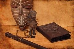 maska z afryki zdjęcia stock