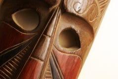 maska z afryki Obraz Stock