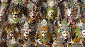 Maskara. Mask in bacolod, Philippines stock photos