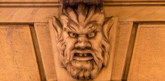Maske des Steins Lizenzfreie Stockfotografie